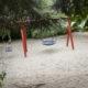 Sand- und Schaukelanlage
